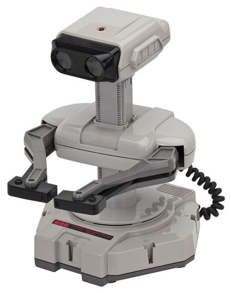 Robotic Operating Buddy by NES Japan. Image via wikipedia.org.